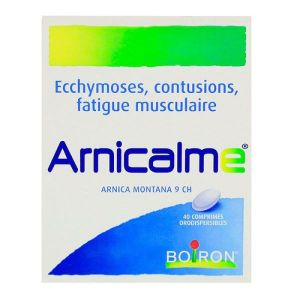Arnicalm 40 Cp Orodispersible