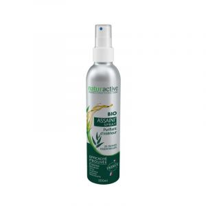 Assaini Spray 26 Huiles essentielles Flacon 200 ml