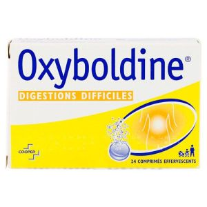 Oxyboldine comprimes Effervescent x24