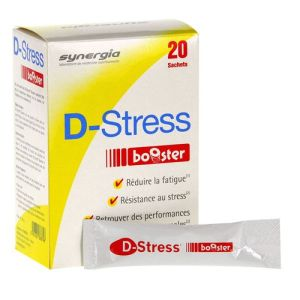 D-stress Booster Sticks x20