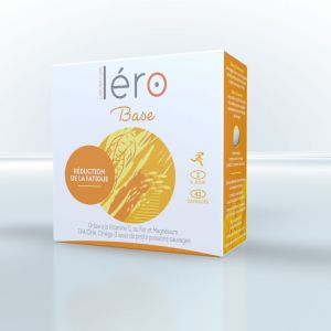 Lero Base réduction de la fatigue capsules x42