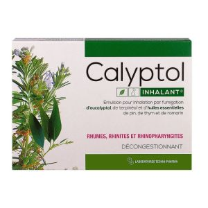 Calyptol Inhalant Ampoule pour inhalation 5ml x10