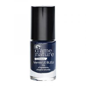 D'ame Nature Vernis à ongles Bleu 5ml