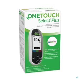 One Touch Select Plus set d'Initiation pour surveillance de la Glycémie