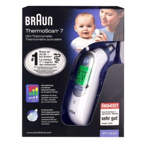 Thermomètre Auriculaire Thermoscan7 Braun IRT6520