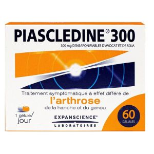 Piascledine 300mg arthrose Gélule x60