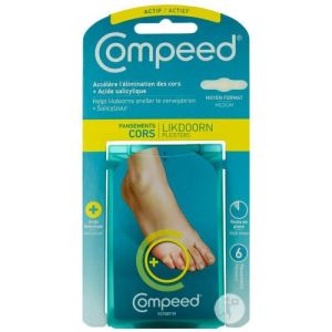 Compeed Pansement Cors Plus x6
