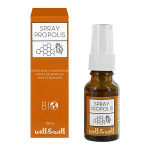 Well&Well spray Propolis 15ml