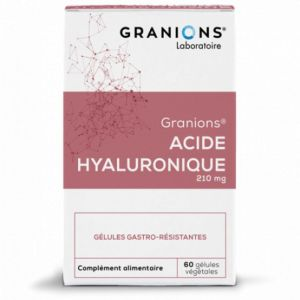 Granions Acide Hyaluronique 210mg Gélules x60