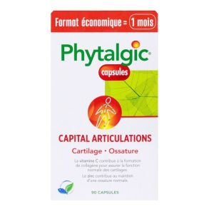 Phytalgic Capital Articulations Capsules 90