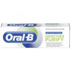 Oral-B Dentifrice Gencives Purify 75ml