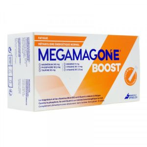 Megamagboost Solution Stick 20ml x10