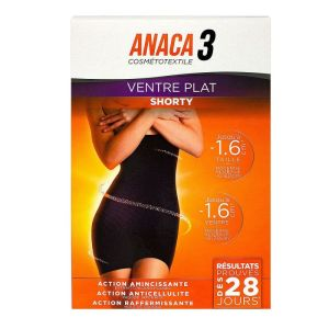 Anaca3 Shorty Ventre Plat L/XL