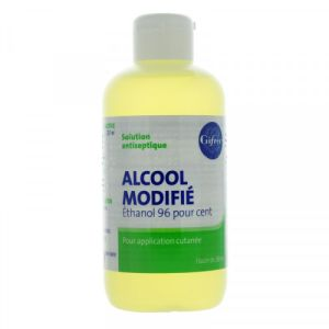 Alcool Modifie 70° Gifrer 250ml