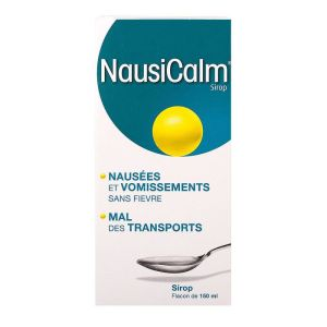 Nausicalm adulte Sirop 150ml
