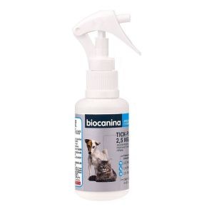 Biocanina Tick-puss Spray anti puces chien et chat 100ml