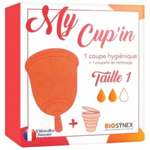 My Cup In Coupe Hygienique T1