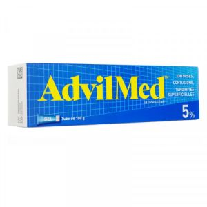 Advilmed 5% Gel Tube 100g