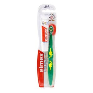 Brosse a dents Elmex Initiation Enfant x1