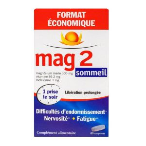 Mag 2 Sommeil comprimes x60