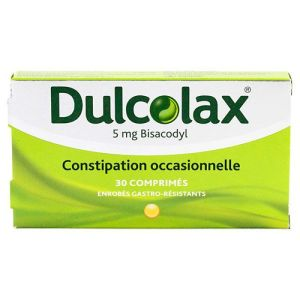 Dulcolax 5mg Comprimes x30