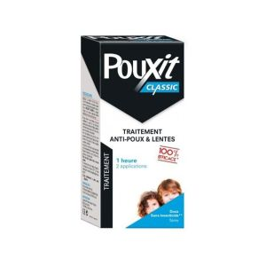 Pouxit classic lotion Spray Anti poux 100ml 1h