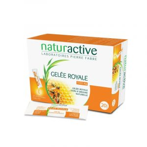 Gelée Royale Naturactive sticks 10ml x20