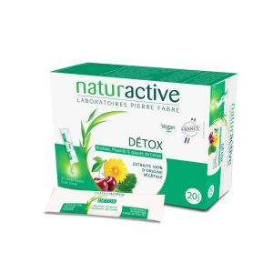 Naturactive Detox sticks 20x10ml