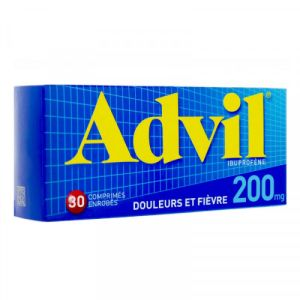 Advil 200mg Comprimés x30