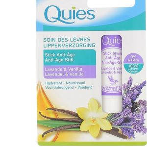 Quies Stick Lèvres Anti age 4,5g
