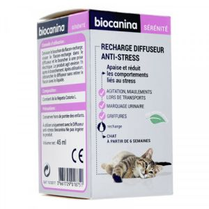 Biocanina Diffuseur Anti-stress + recharge 45ml