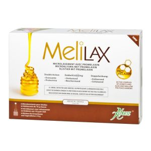 Melilax Adulte Micro constipation 10g x6 aboca