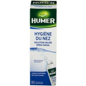 Humer Solution Nasal saline Adulte/enfant/nourrisson Spray 100ml