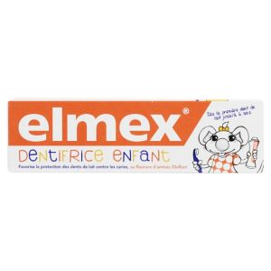 Elmex Dentifrice anti-caries Enfant 50ml
