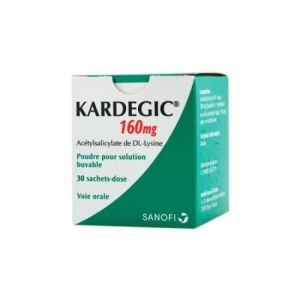 Kardegic 160mg Sachets x30