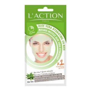 Action Masque institut Aloe Vera Hydradant 20g