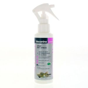 Biocanina Anti stress Chat Spray 100ml