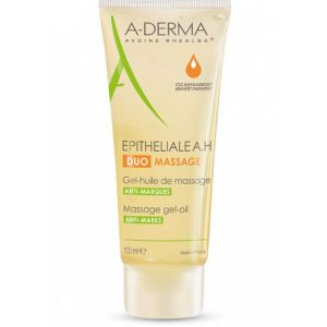 A-Derma Epithéliale AH Duo Massage: Gel Huile de massage  Anti-Marques 100ml