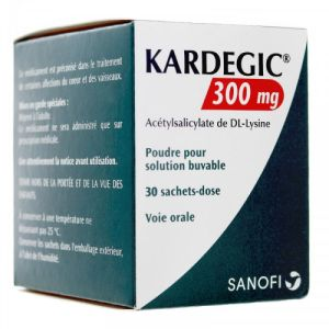 Kardegic 300mg Sachets x30